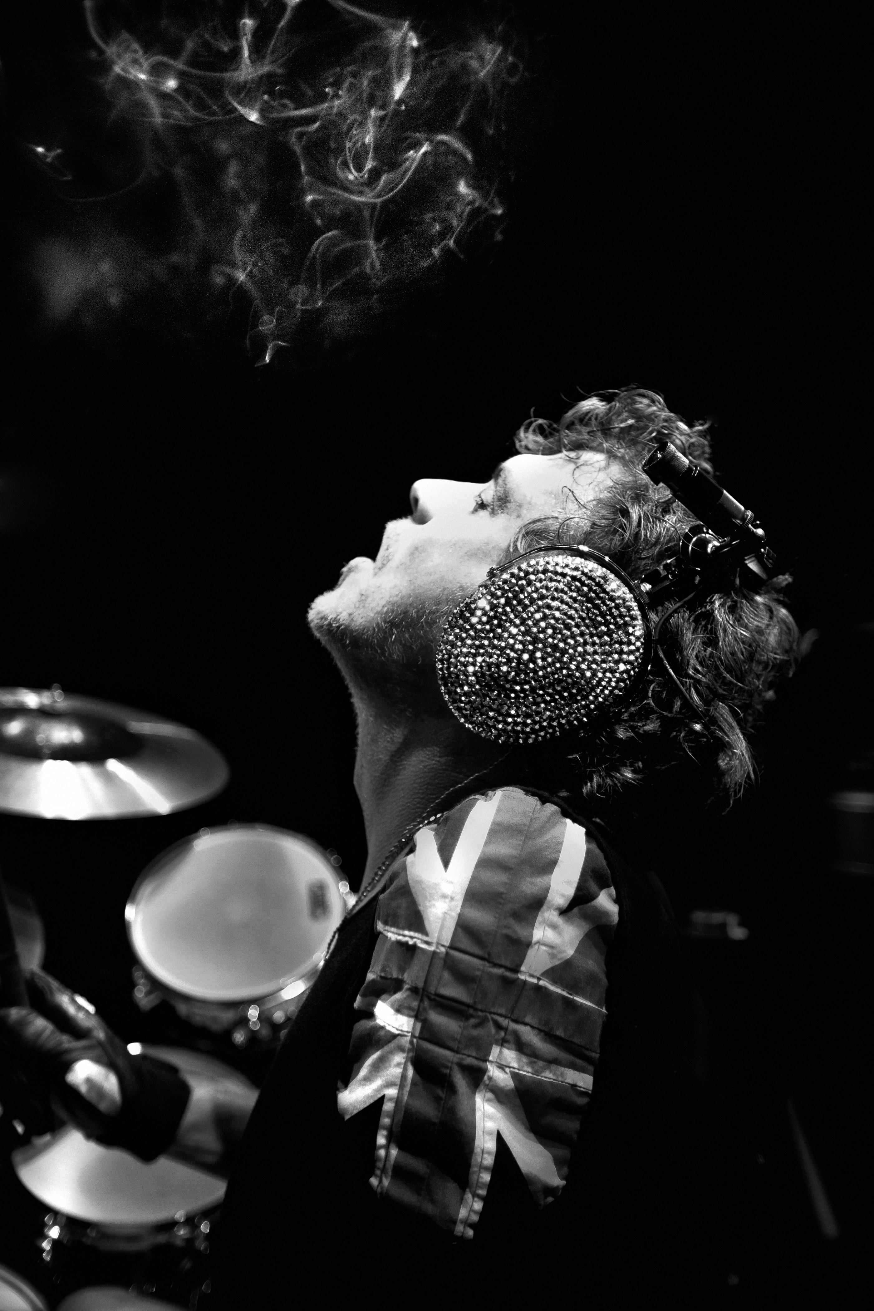 Rick Allen Def Leppard Nashville 2012