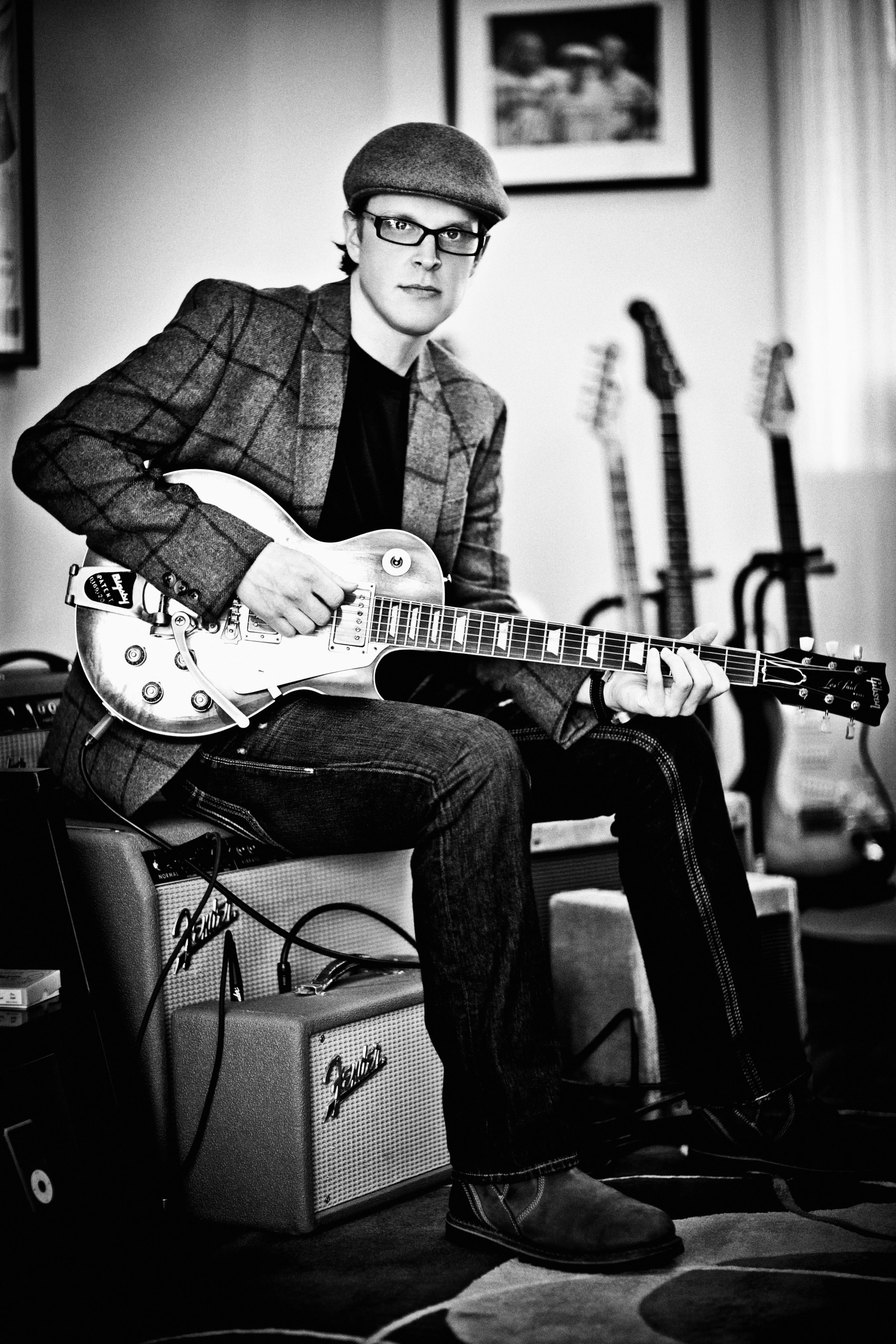 Epiphone proudly presents the new Ltd. Ed. Joe Bonamassa