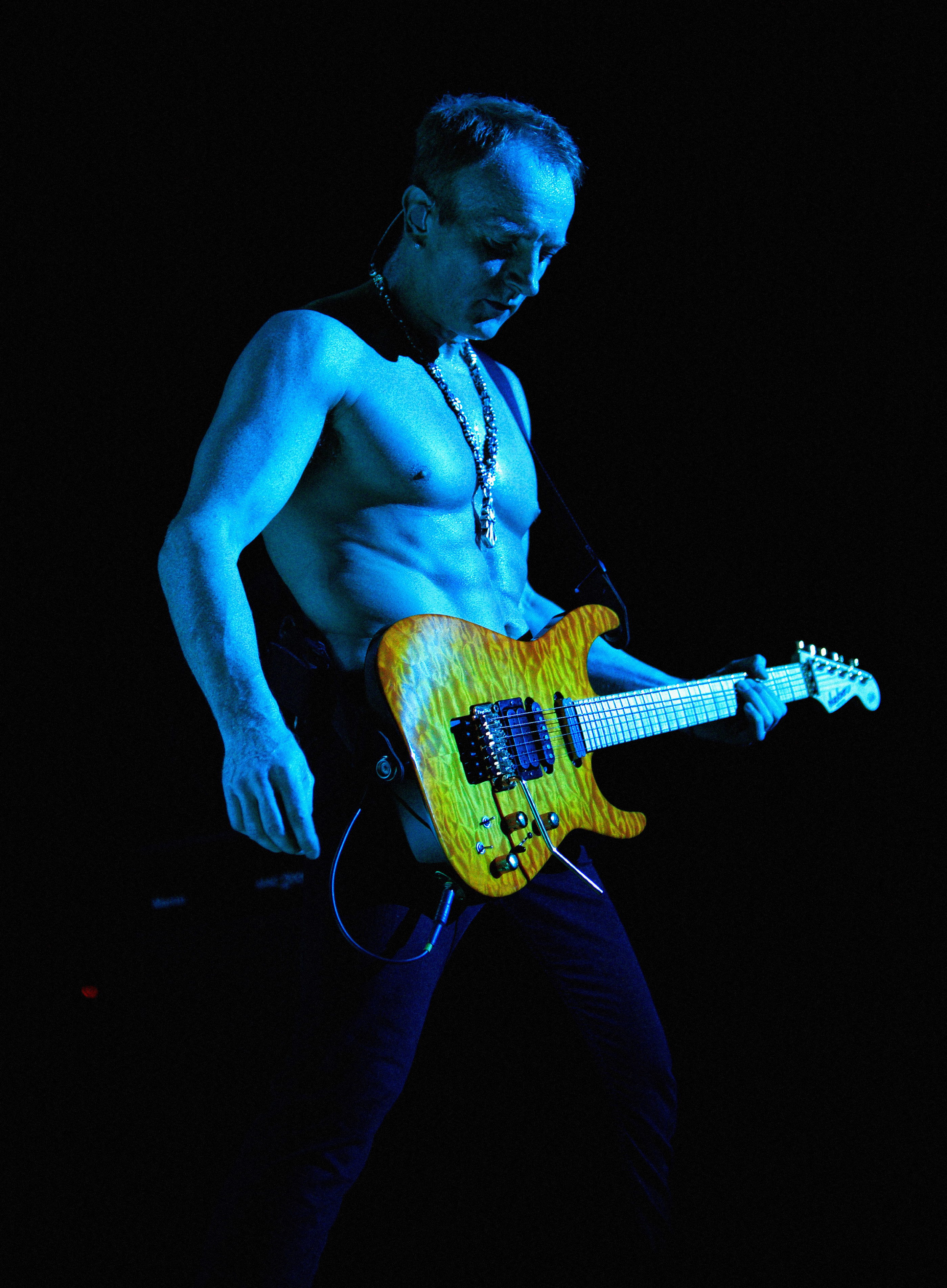 Phil Collen San Antonio 1261 Copyright Ash Newell Photography