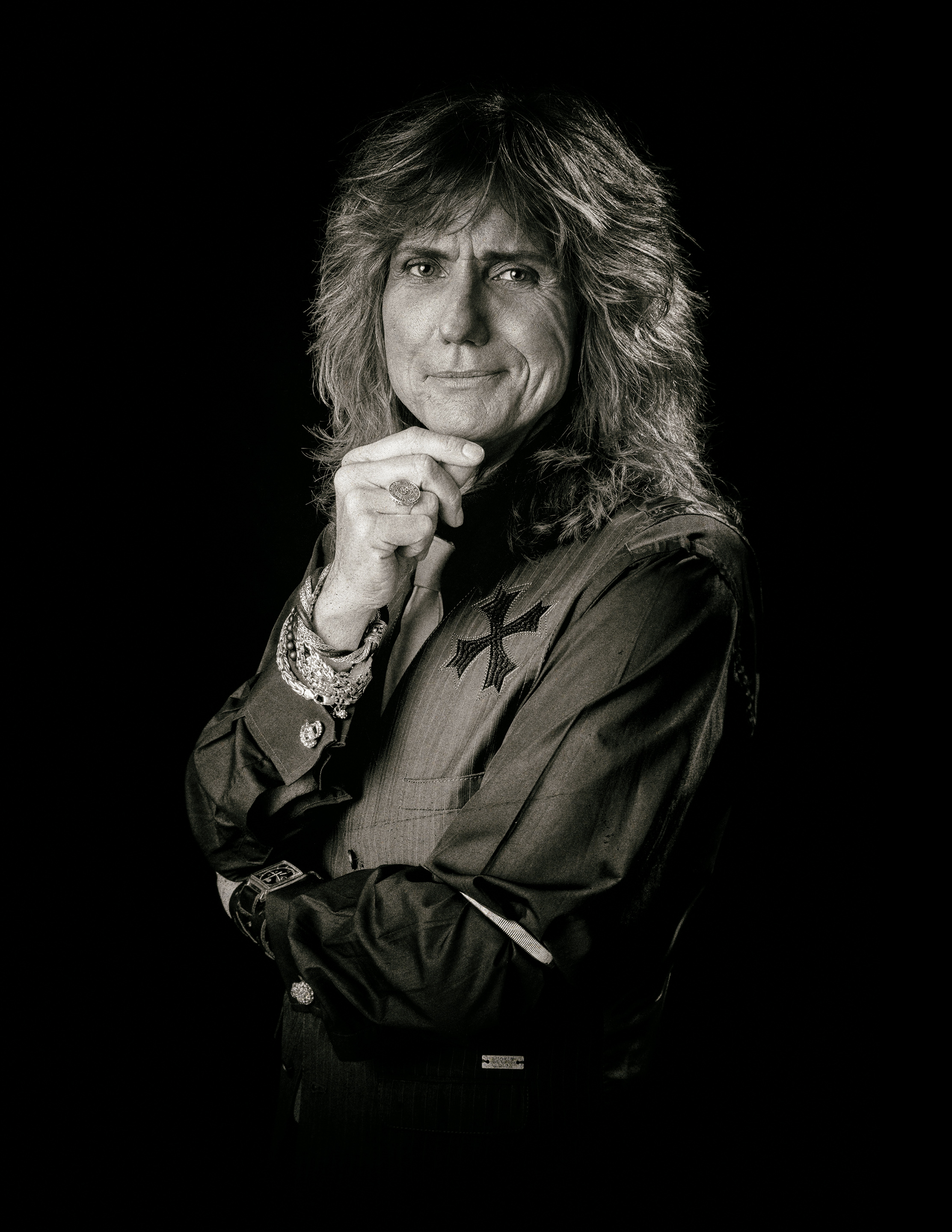 David Coverdale 2011 © Ash Newell Photography