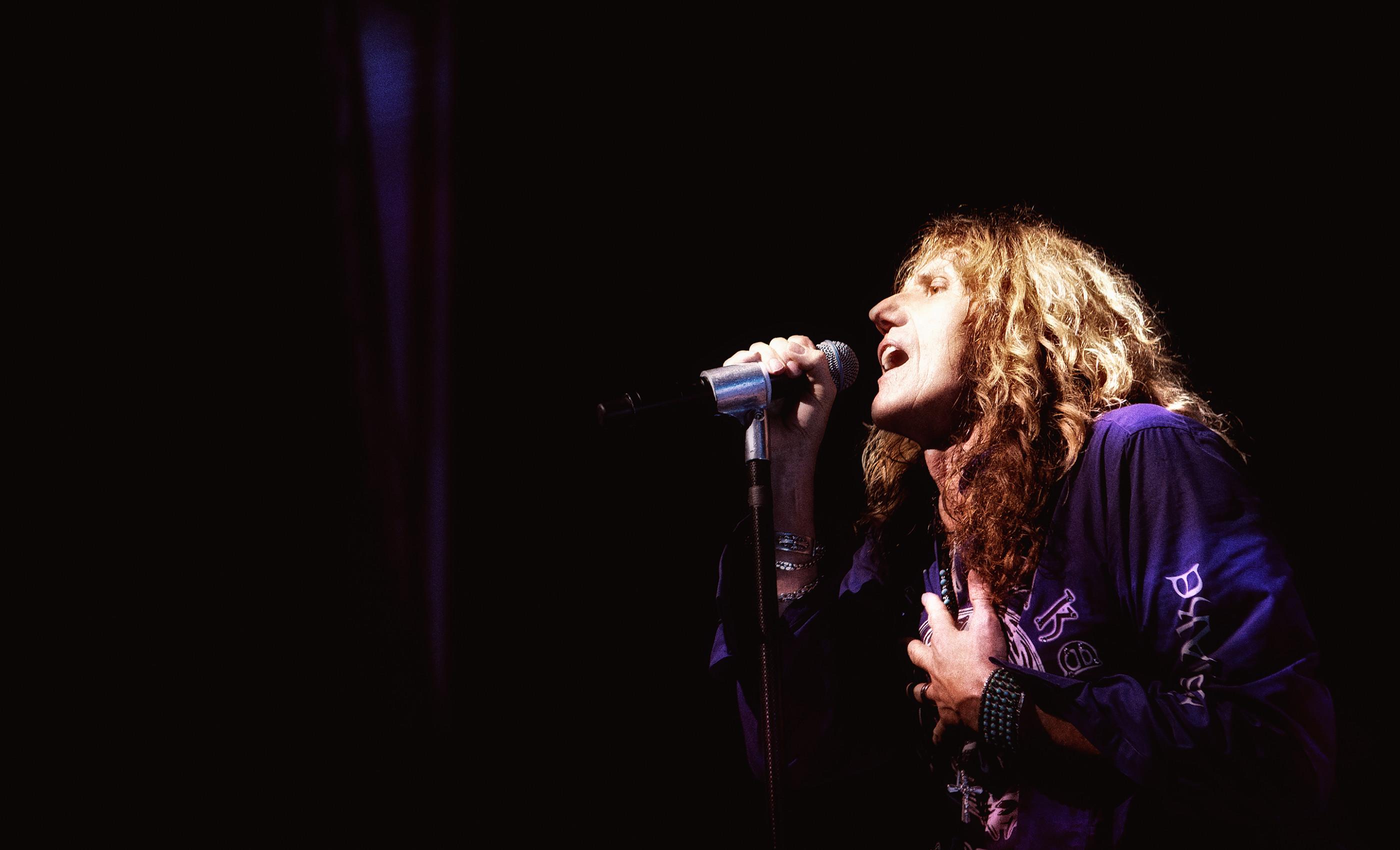 Whitesnake Live 2015