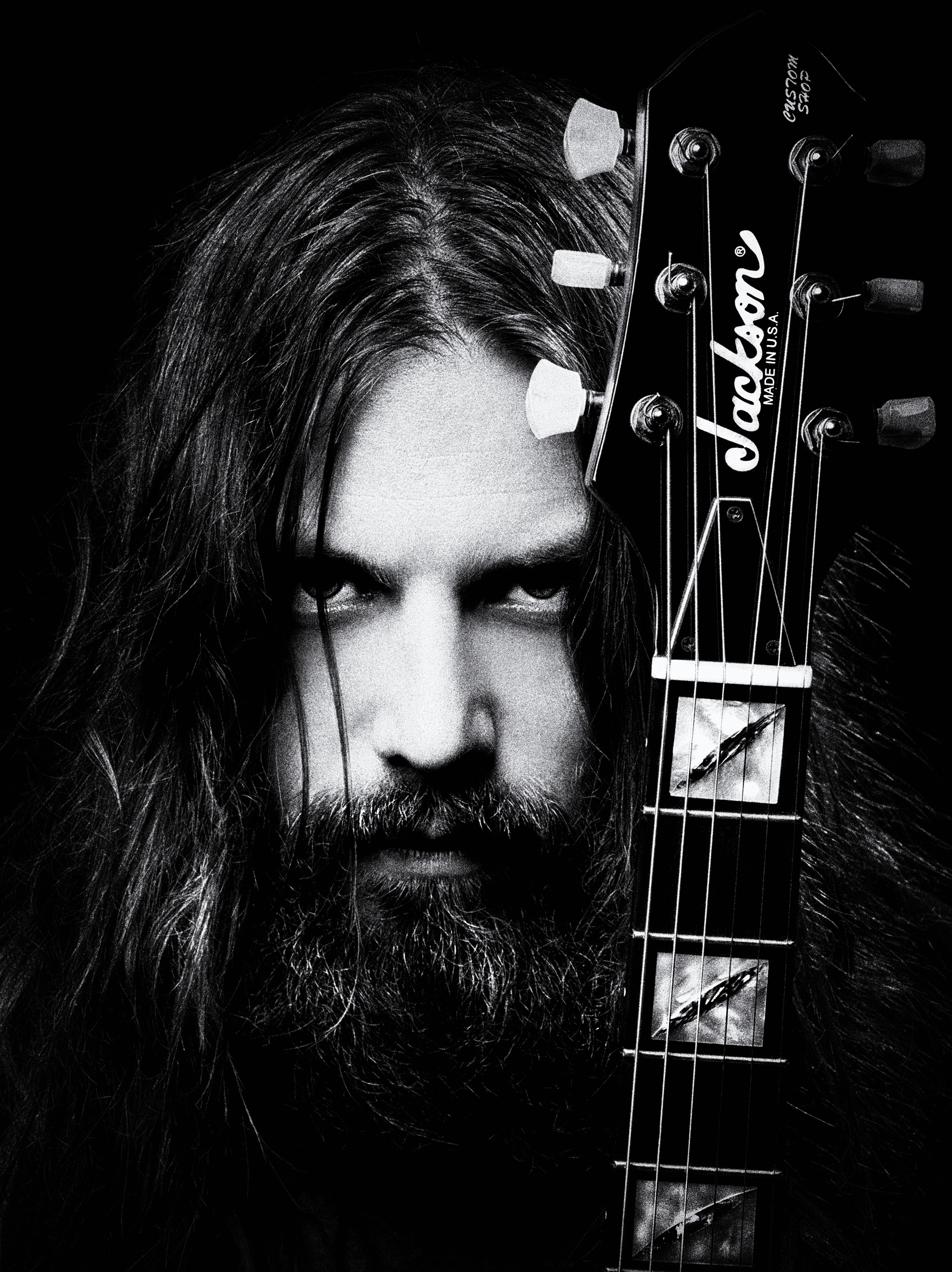 Mark Morton 2005 © Ash Newell Photography