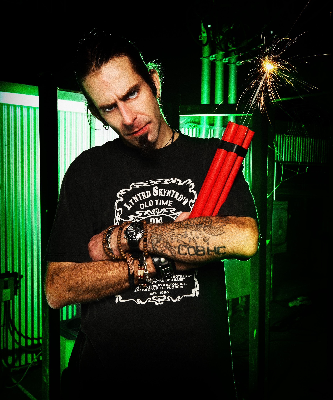 Randy Blythe Dynamite