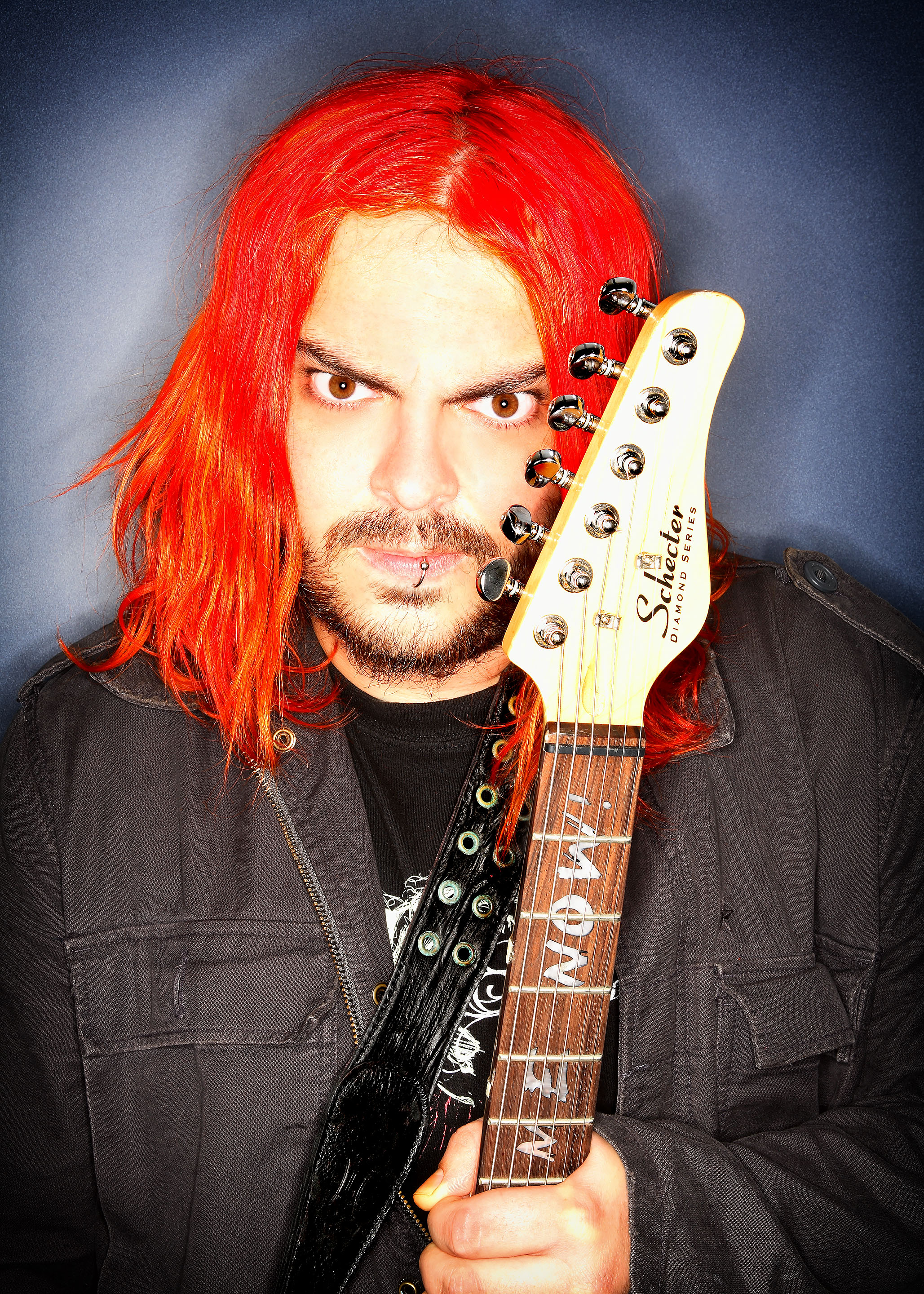 Shaun Morgan Red Hair 0183 © Ash Newell Photography