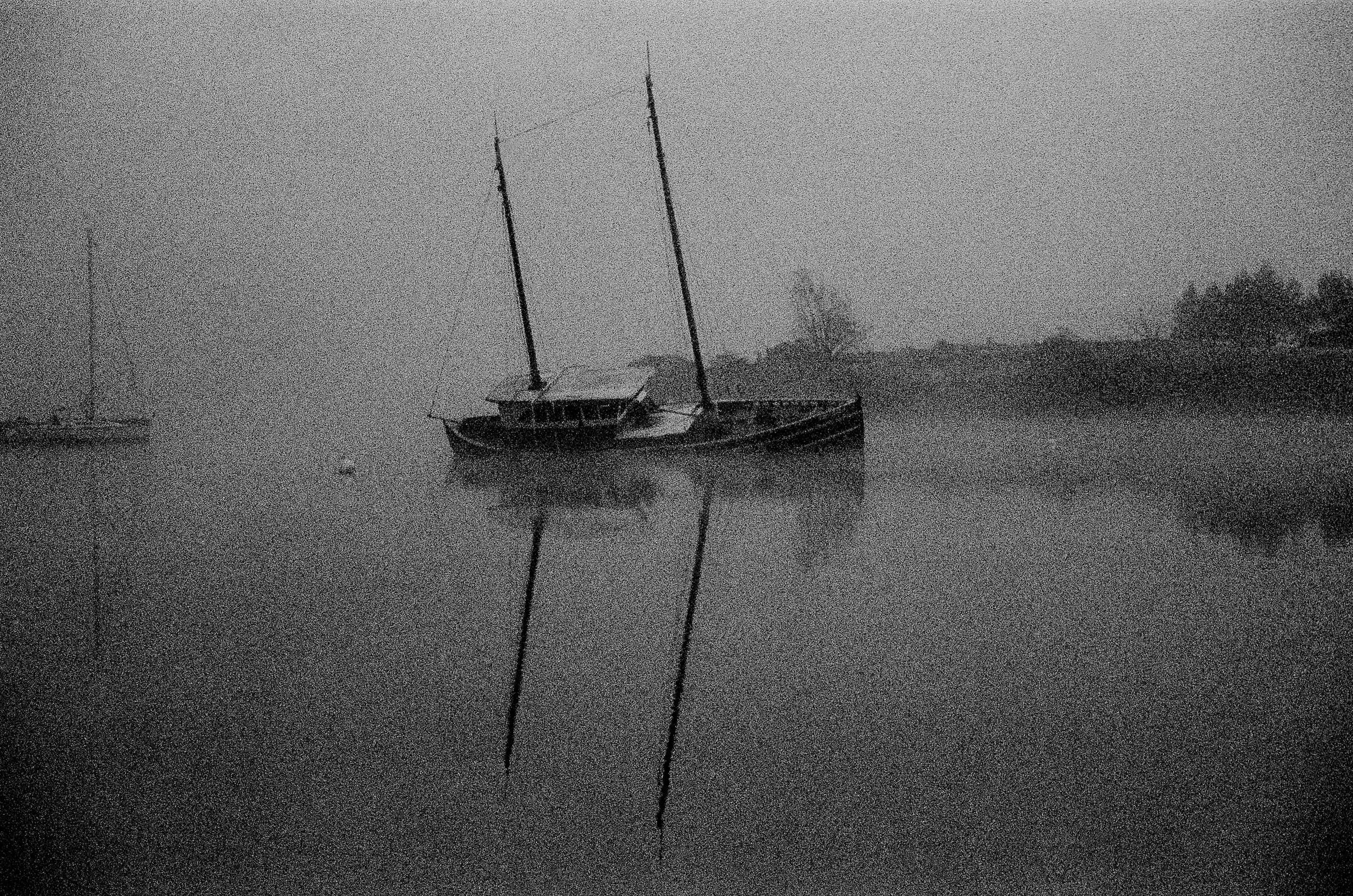 Loch Ness Lilting Boat