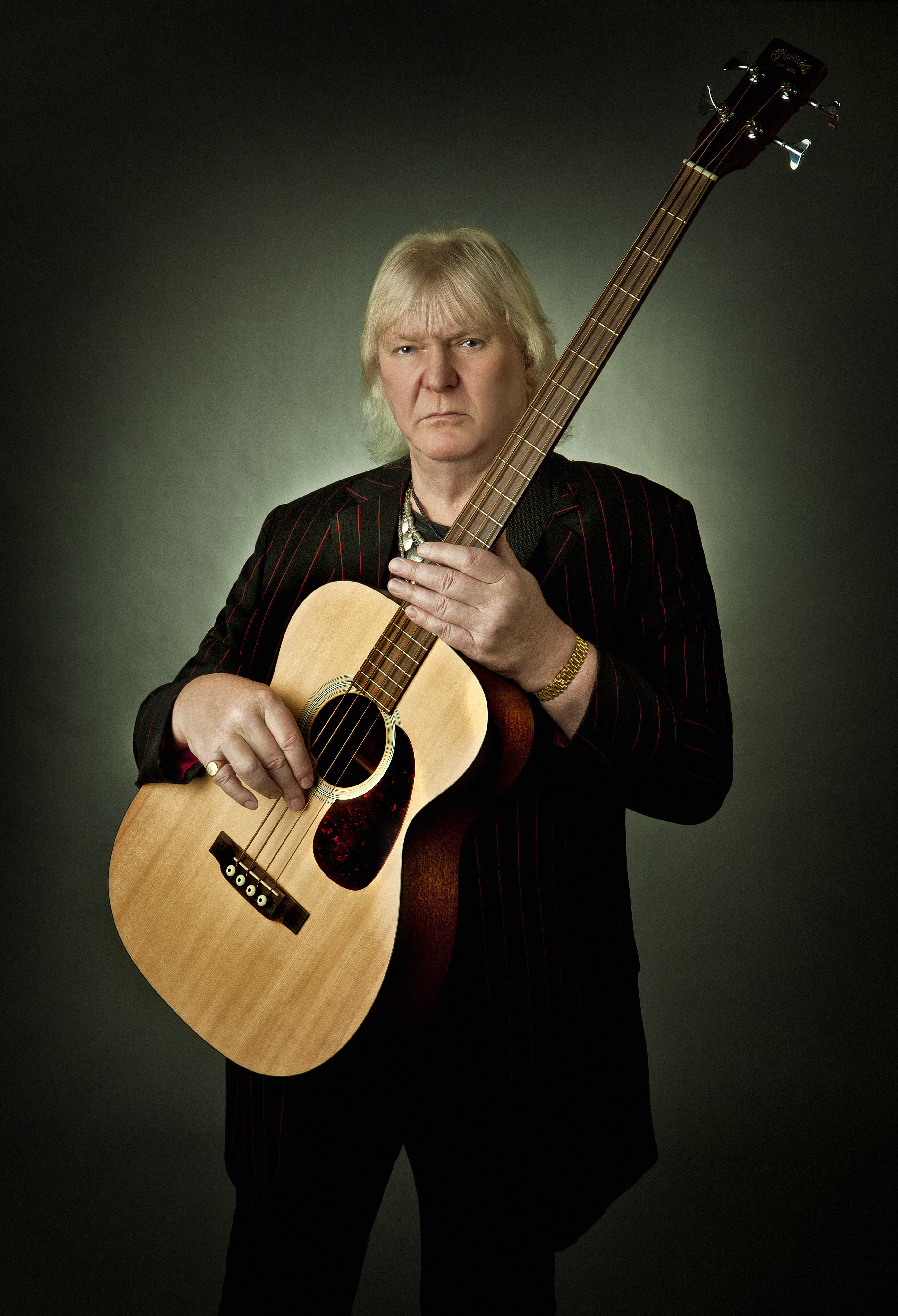 Chris Squire by Ash Newell Photography