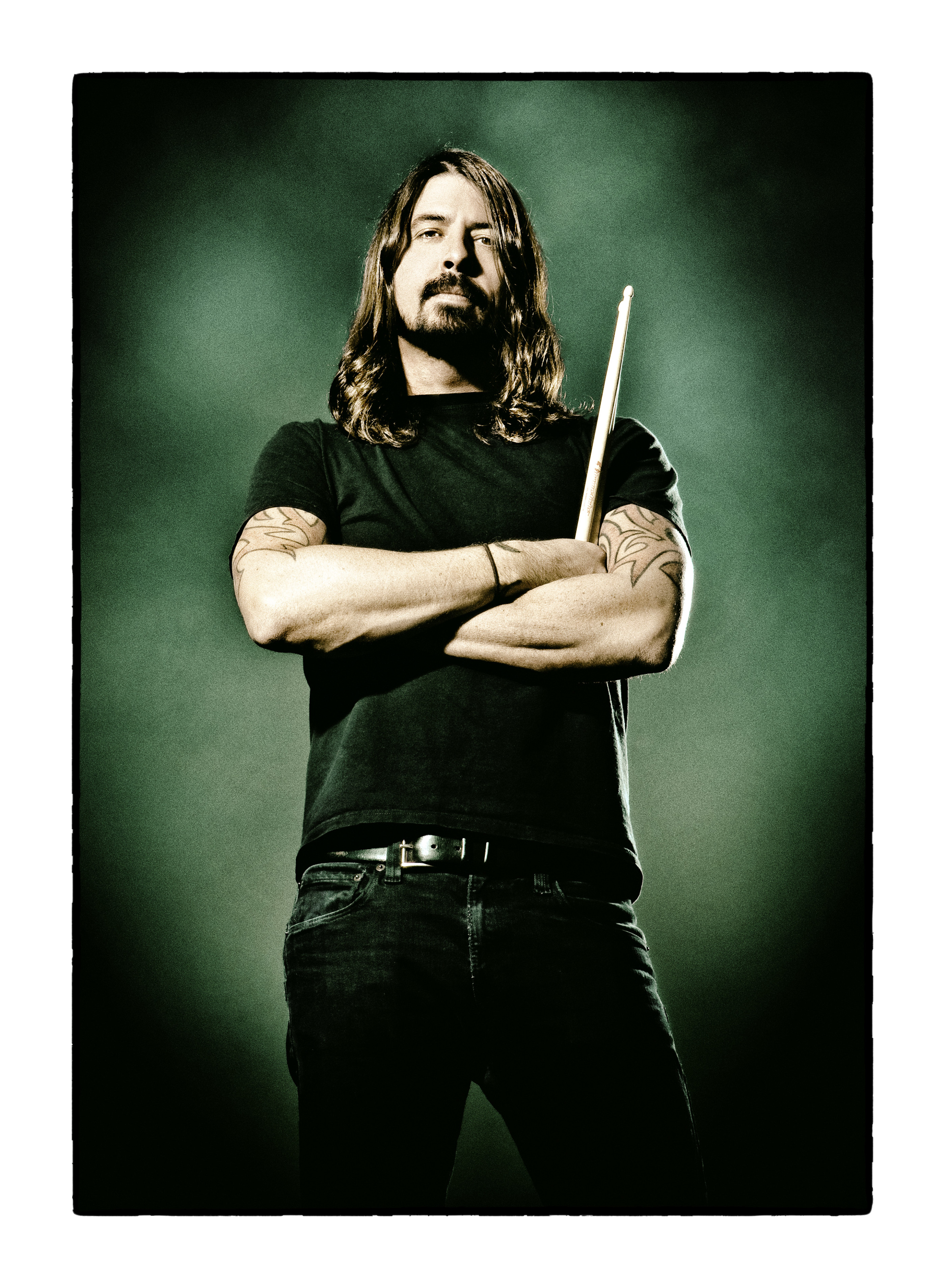 Dave Grohl by Ash Newell