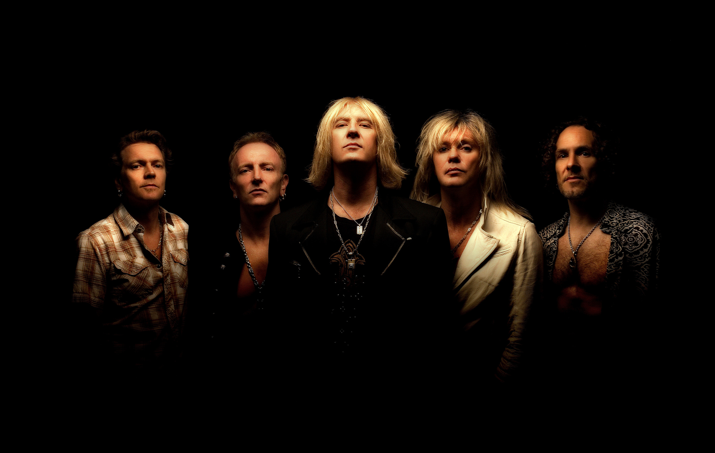 DEF LEPPARD STUDIO VEGAS 2614 BY ASH NEWELL