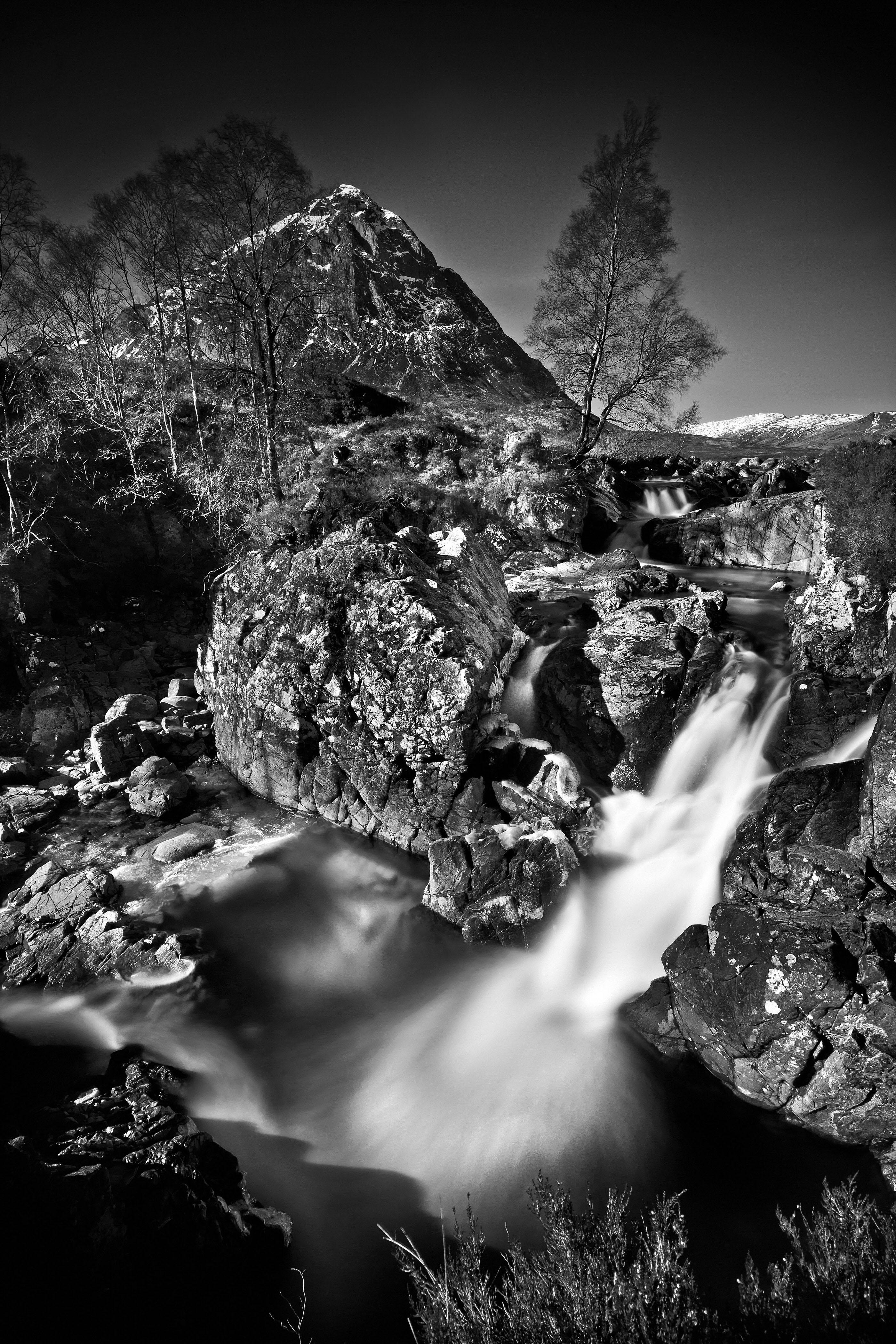 Glen Etive Scotland by Ash Newell Photography