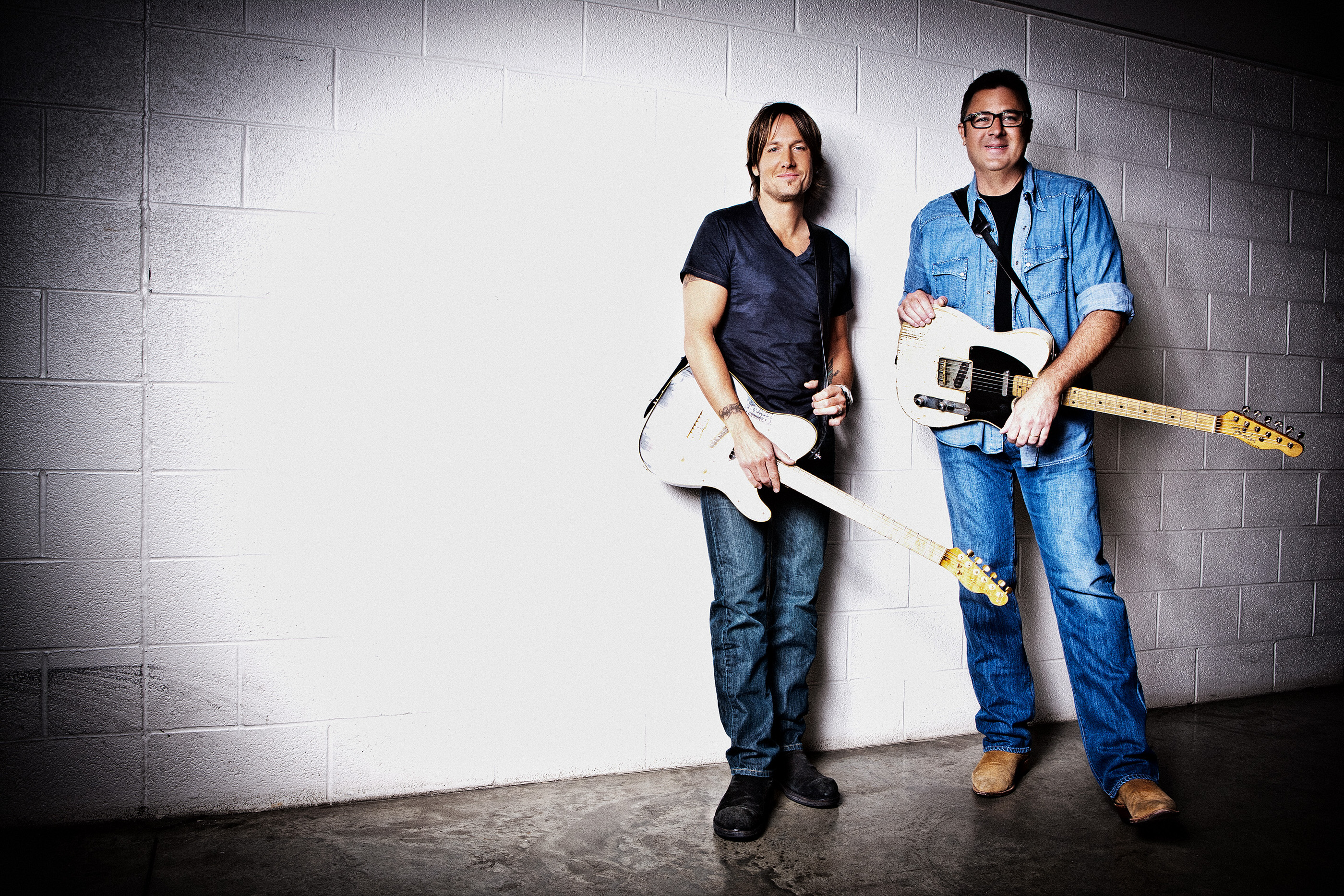 Keith Urban & Vince Gill