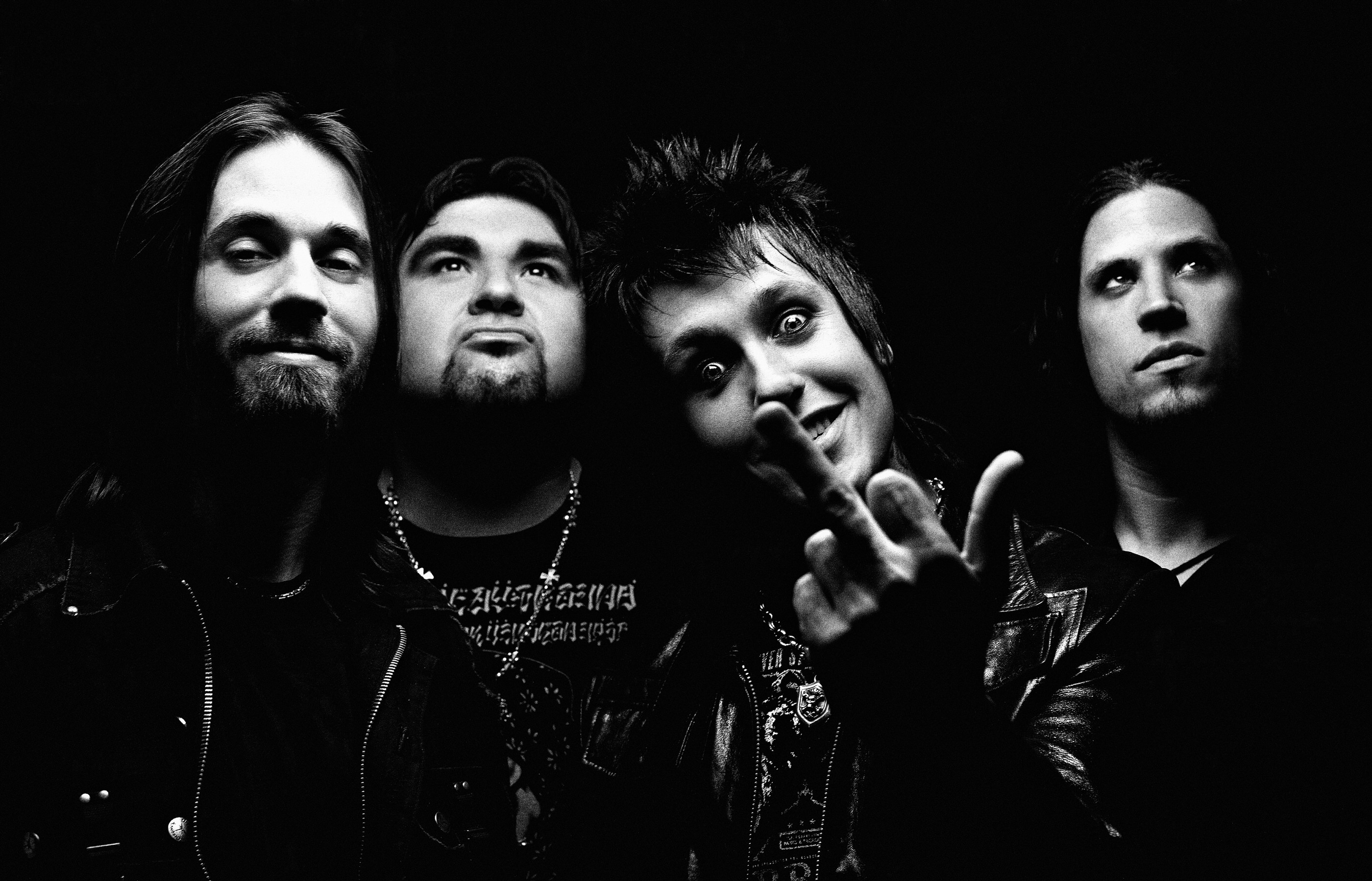 Papa Roach by Ash Newell
