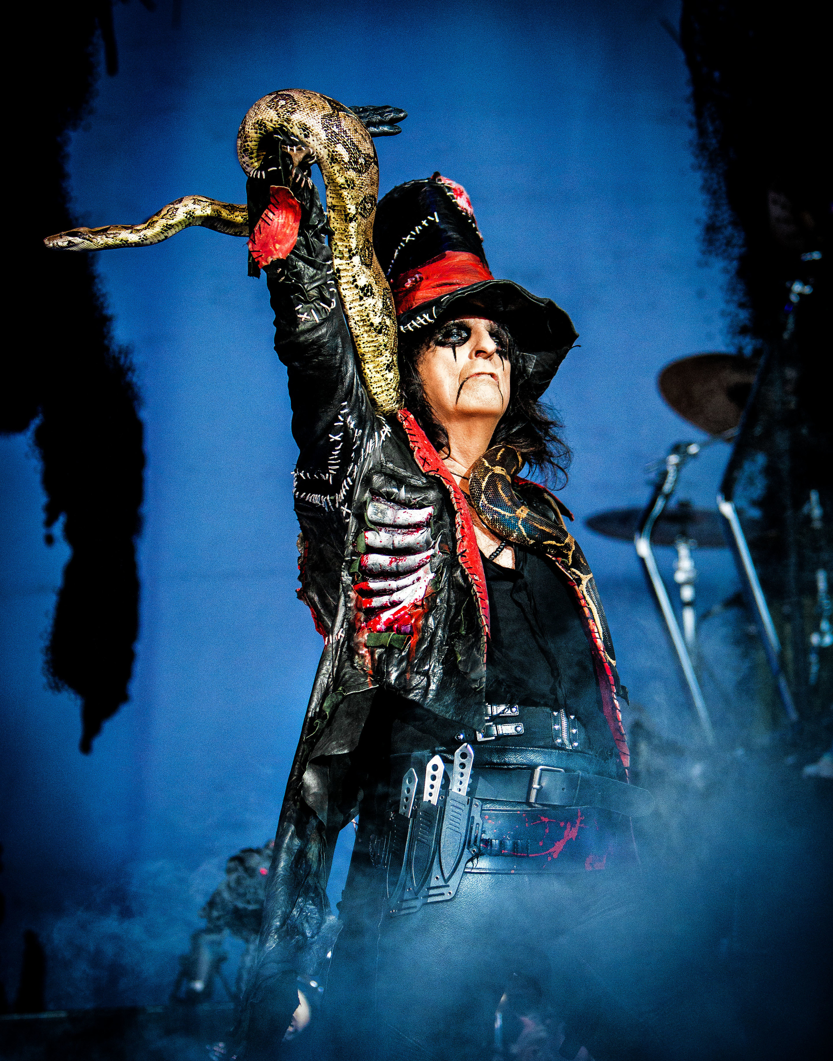 Alice Cooper Indianapolis 2014 Ash Newell