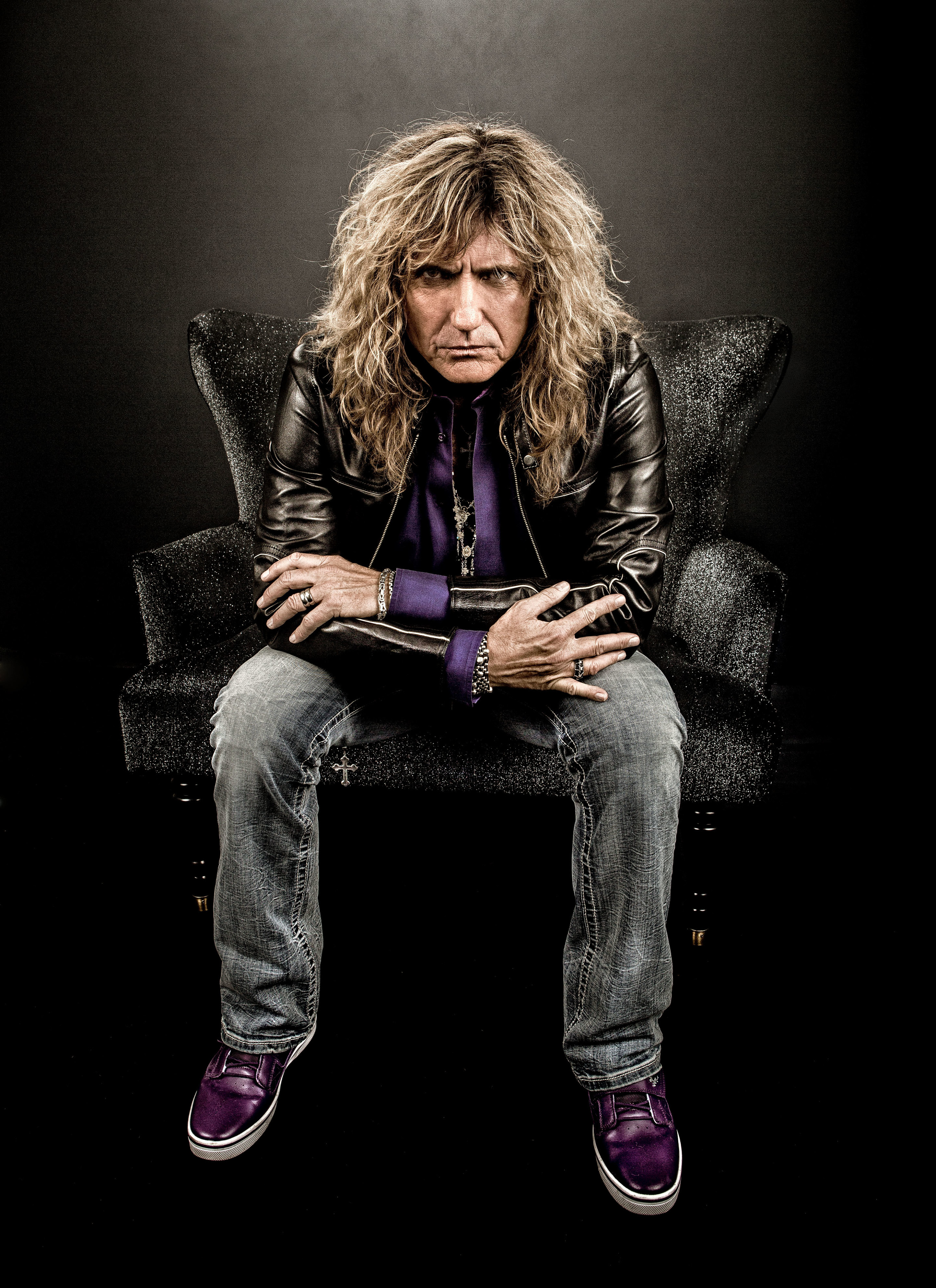 David Coverdale-Whitesnake 2014