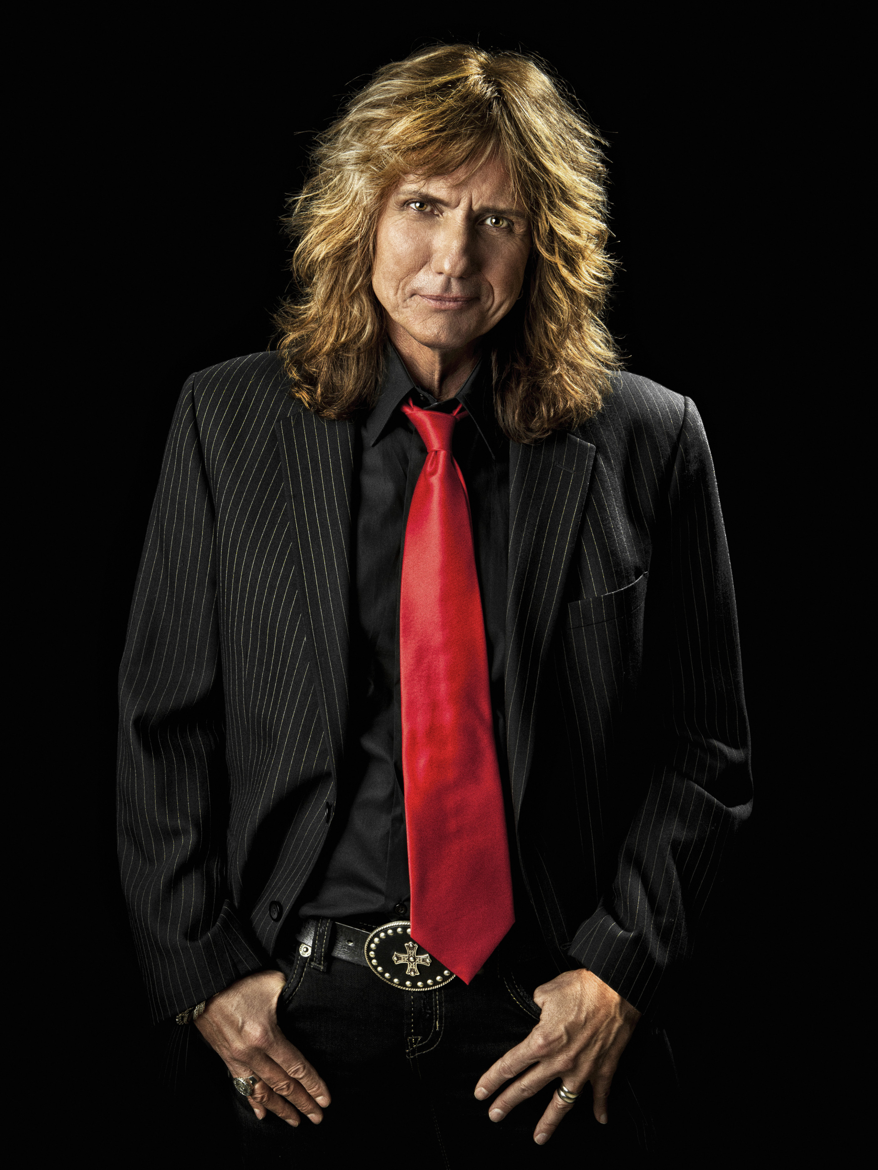 David Coverdale Whitesnake 2011 by Ash Newell