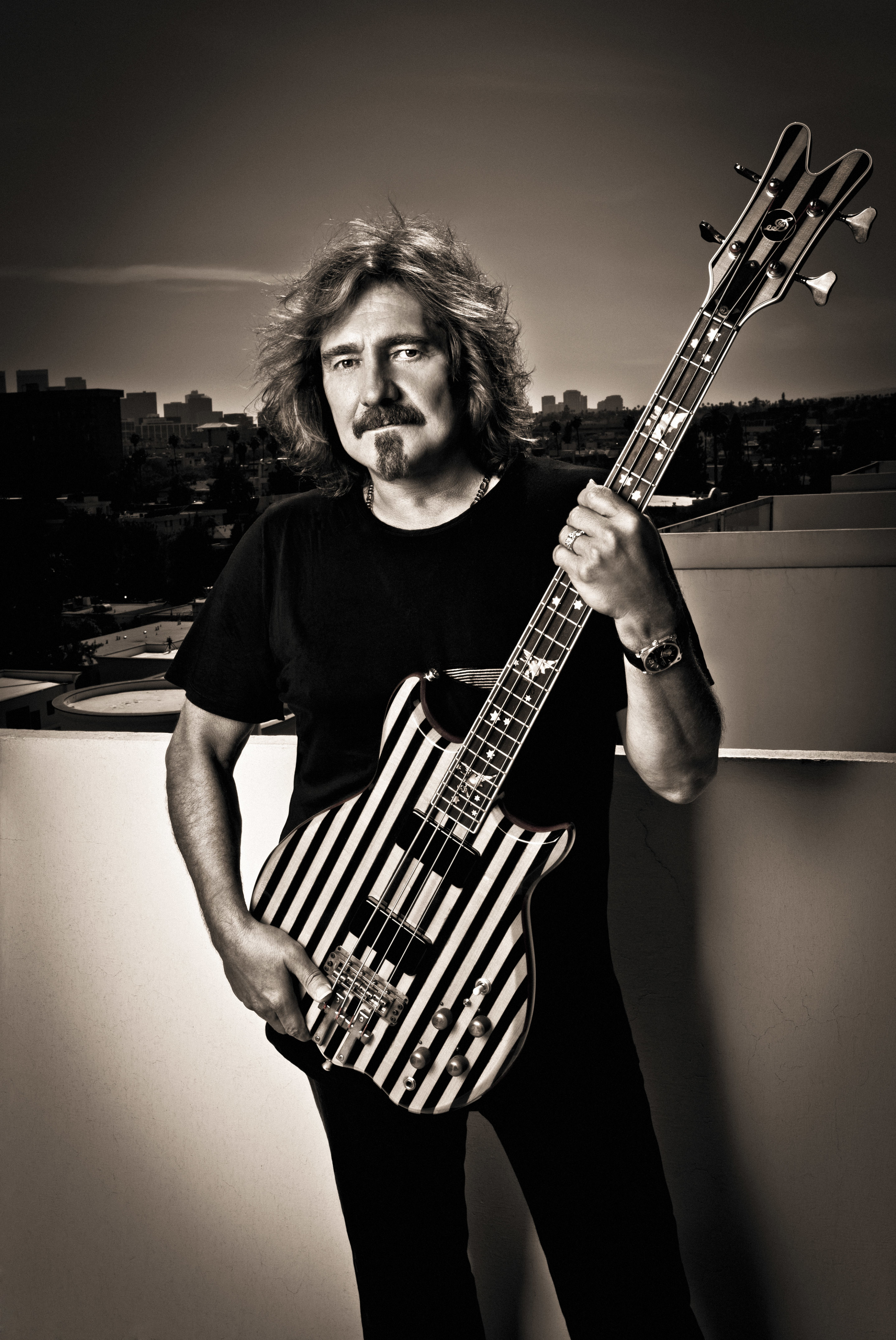 Geezer Butler Striped Bass
