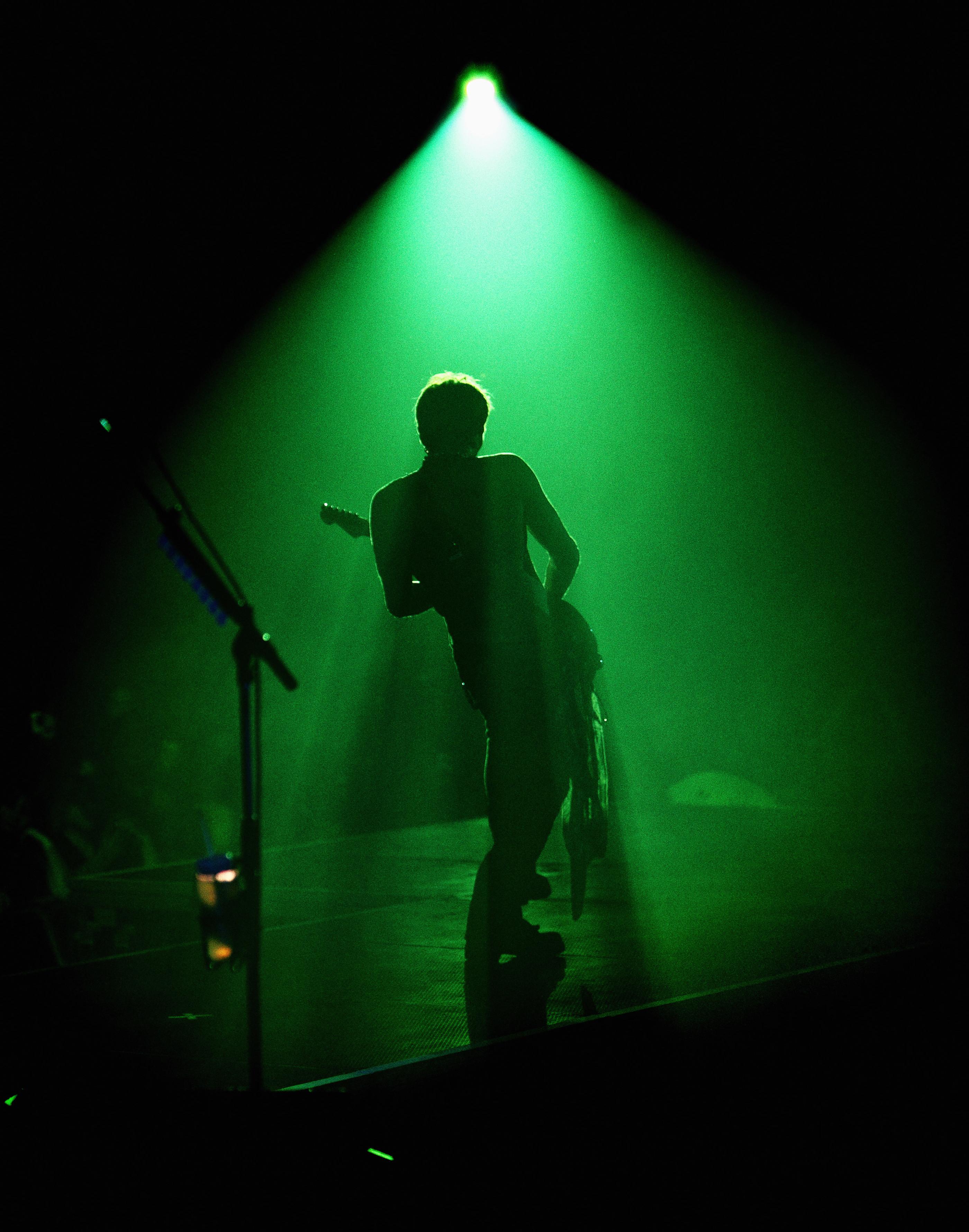 Phil Collen Def Leppard Glasgow 2008