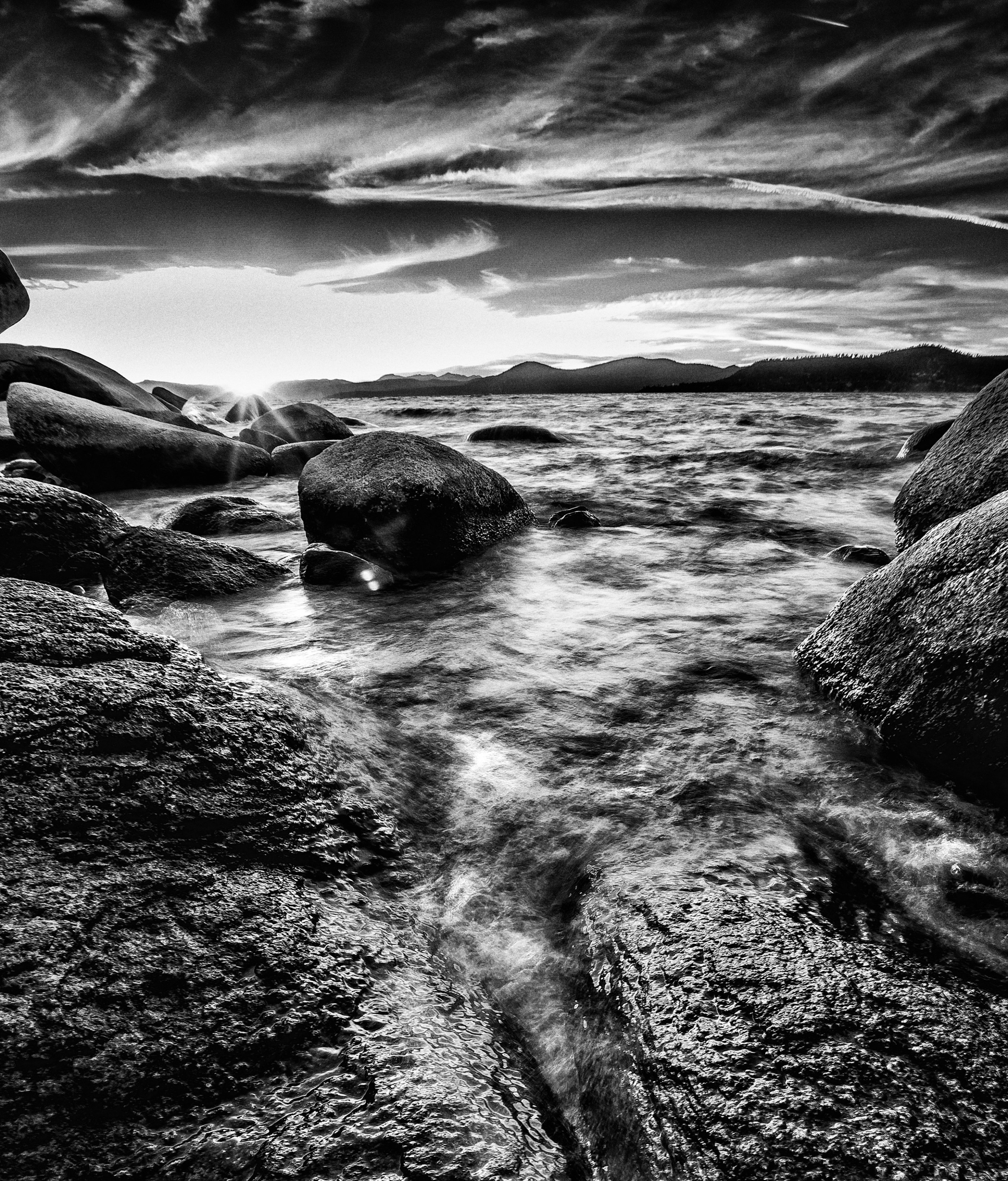 Lake Tahoe 2014 by Ash Newell