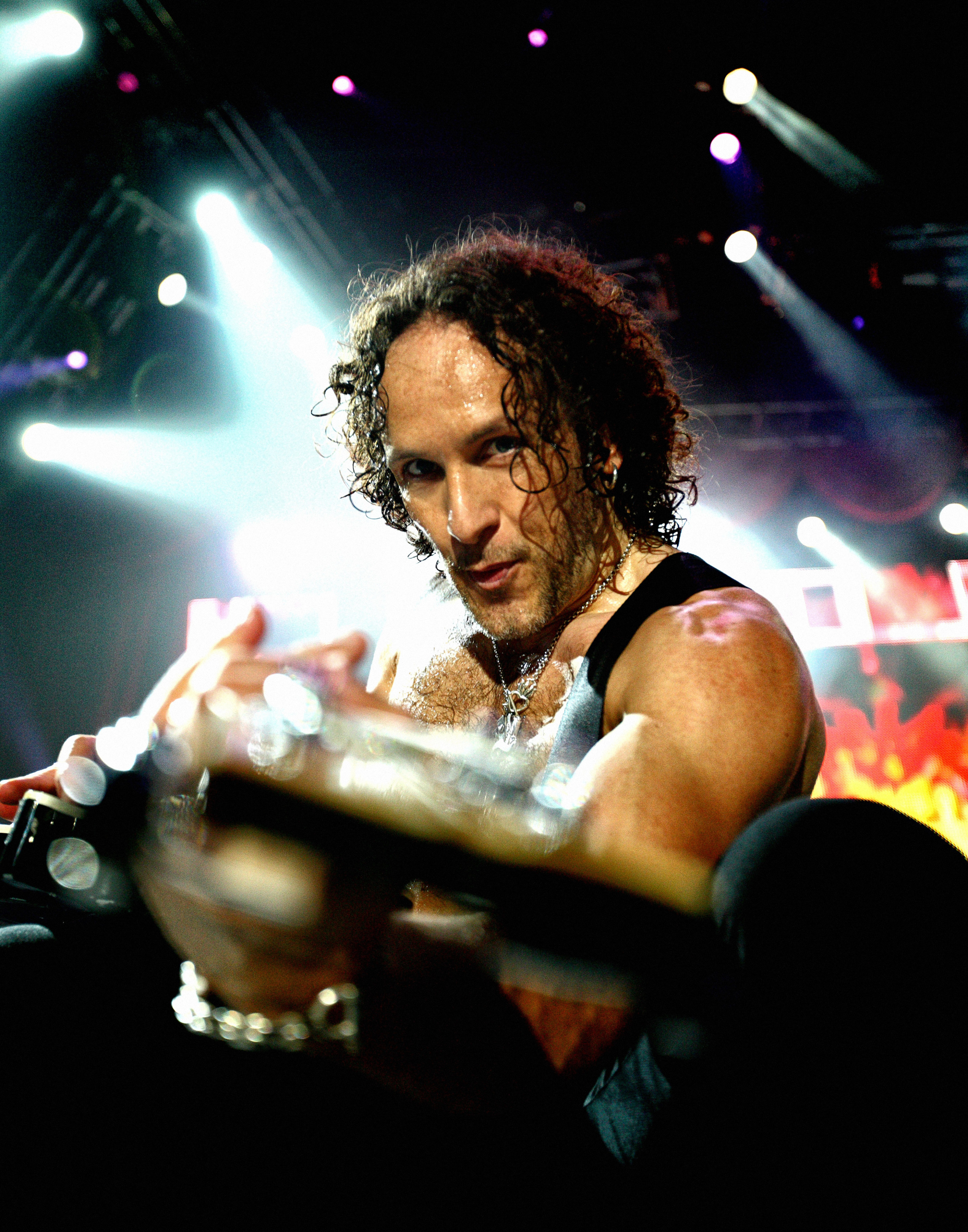 Vivian Campbell by Ash Newell
