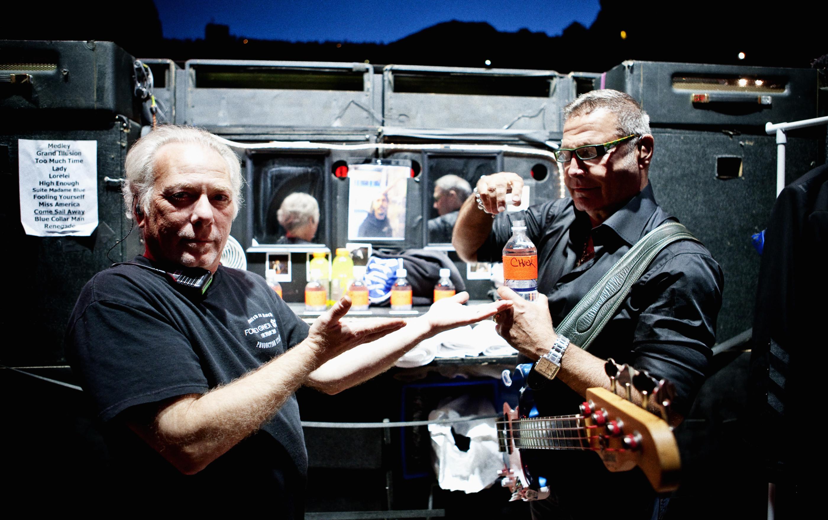 Chuck Panozzo & Keith Marks Styx Denver