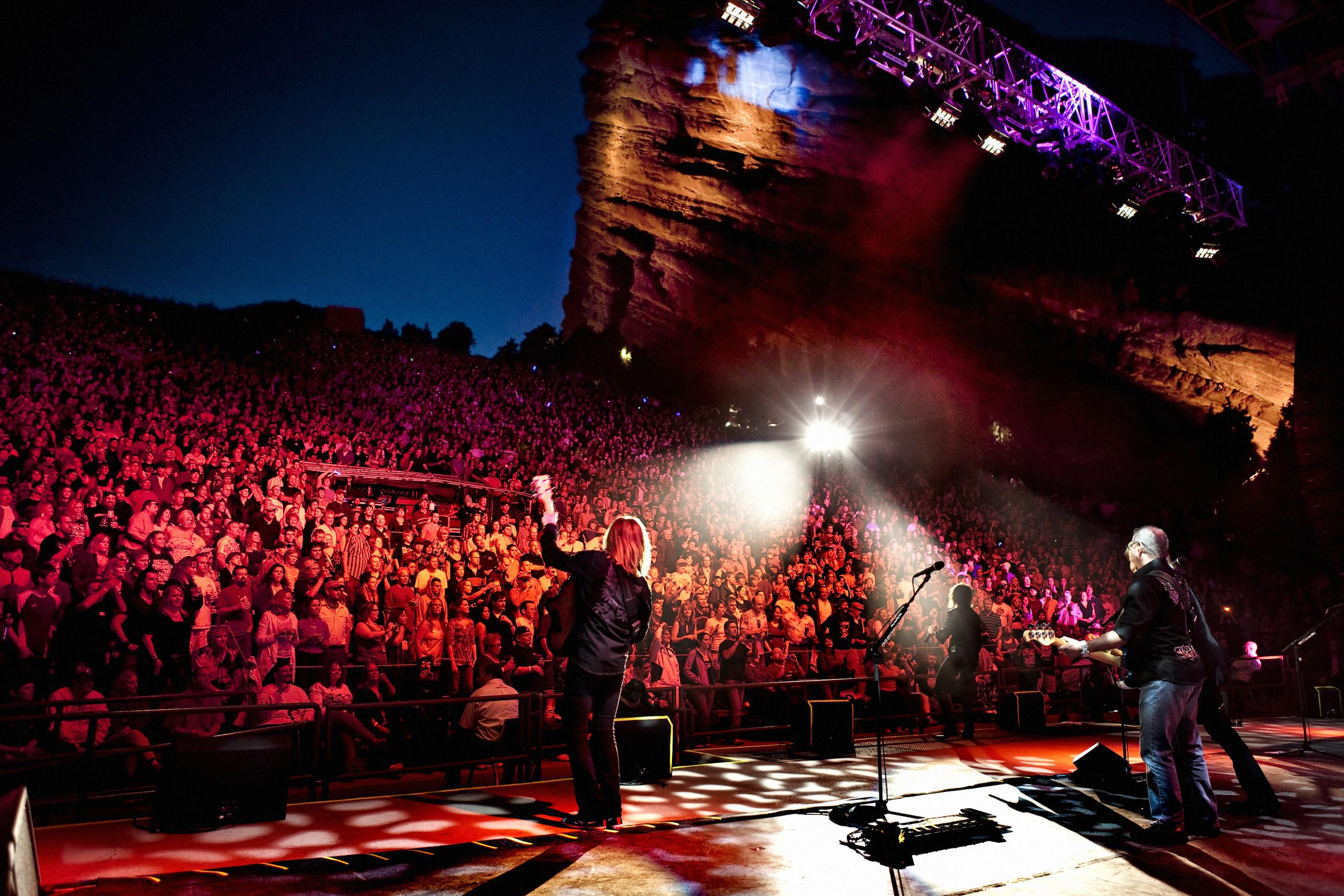 Styx Red Rocks Denver