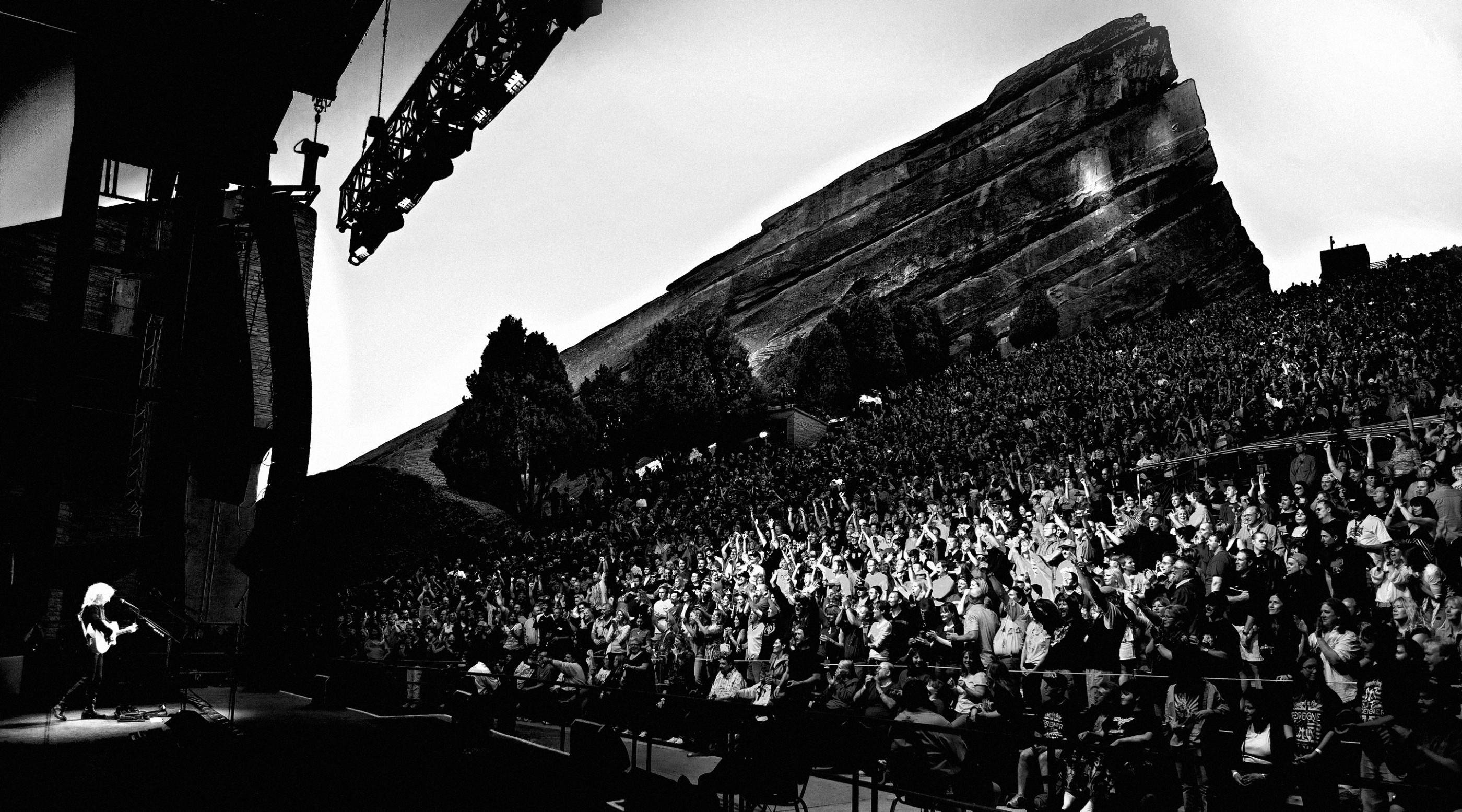 Styx Red Rocks Ampitheater Denver