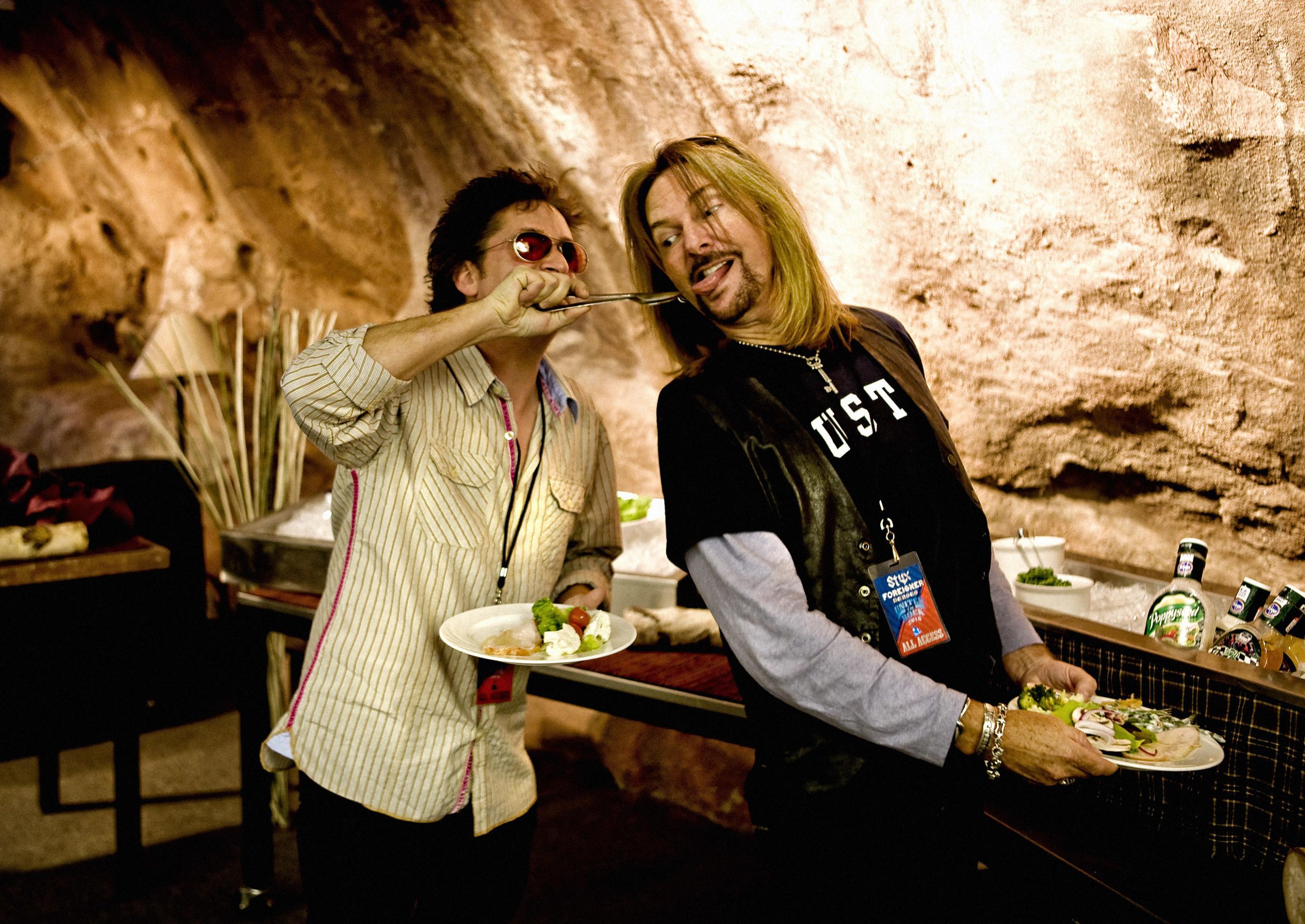 Todd & Ricky Styx Denver