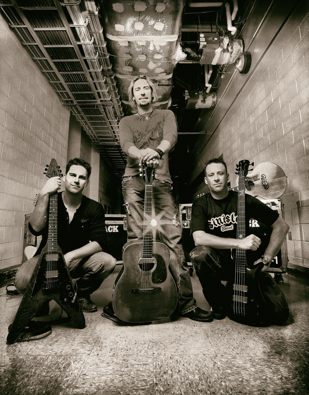 Nickelback 2951 Houston © Ash Newell