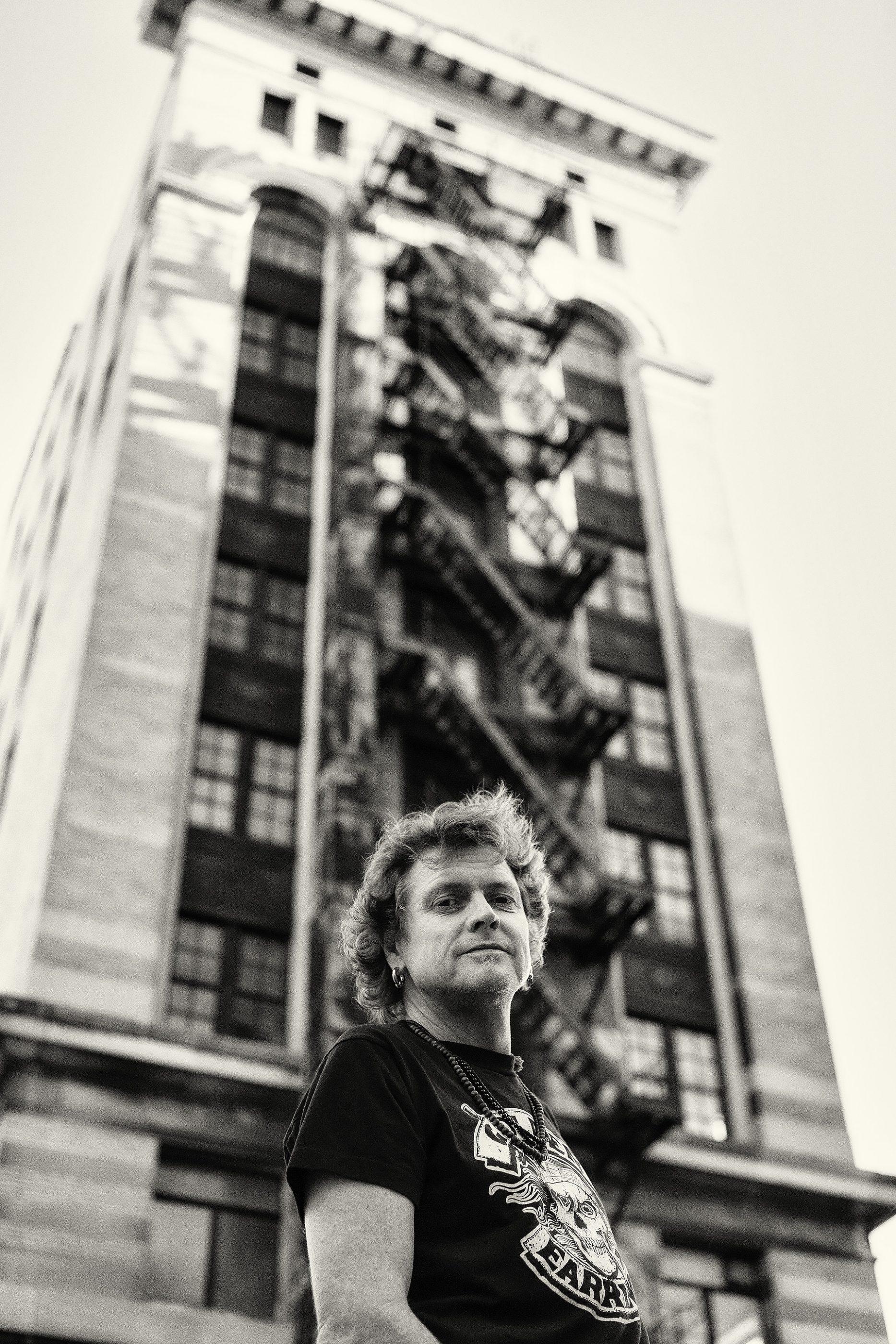 Rick Allen 2008 © Ash Newell Photography