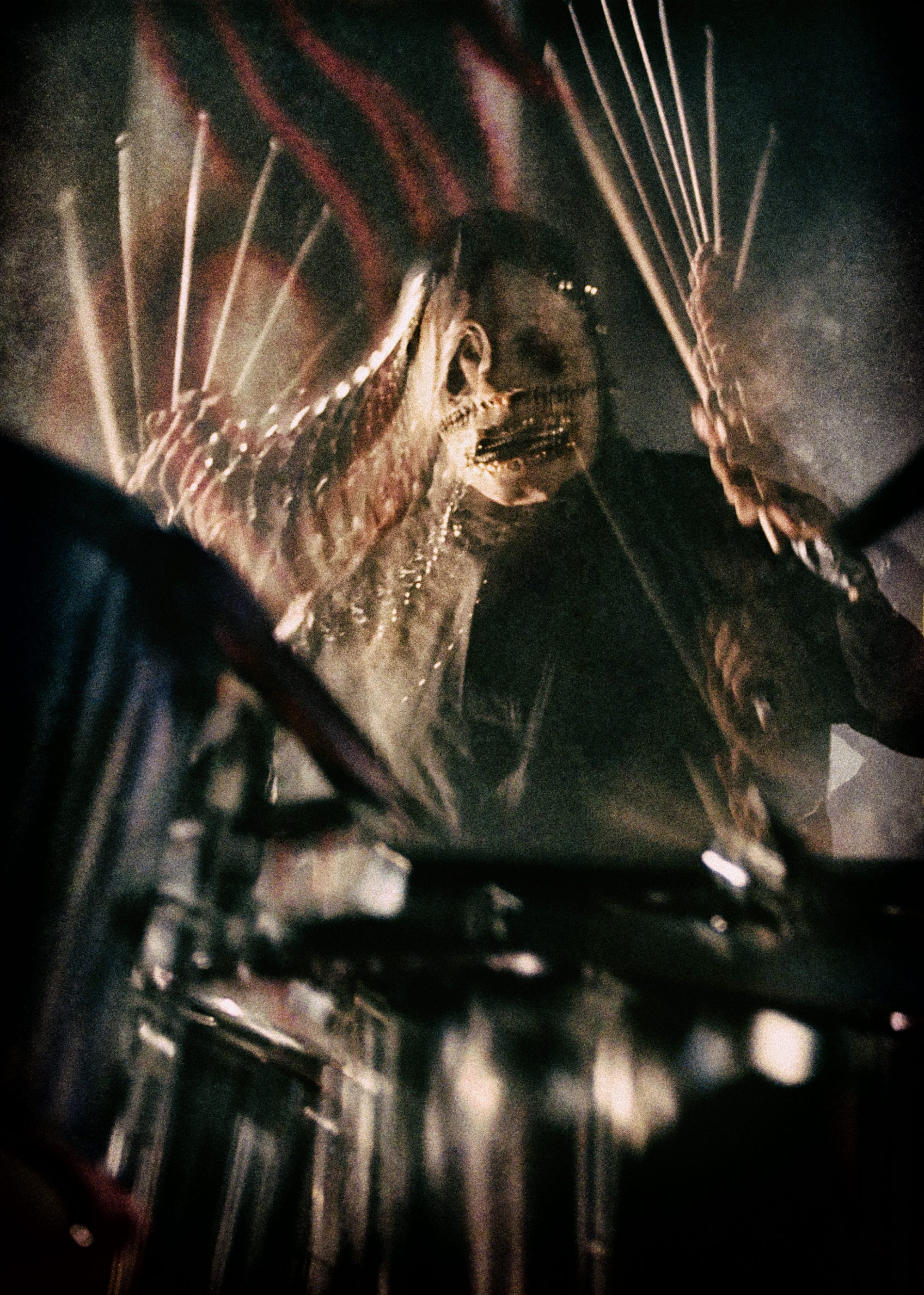 Chris Fehn Slipknot Houston