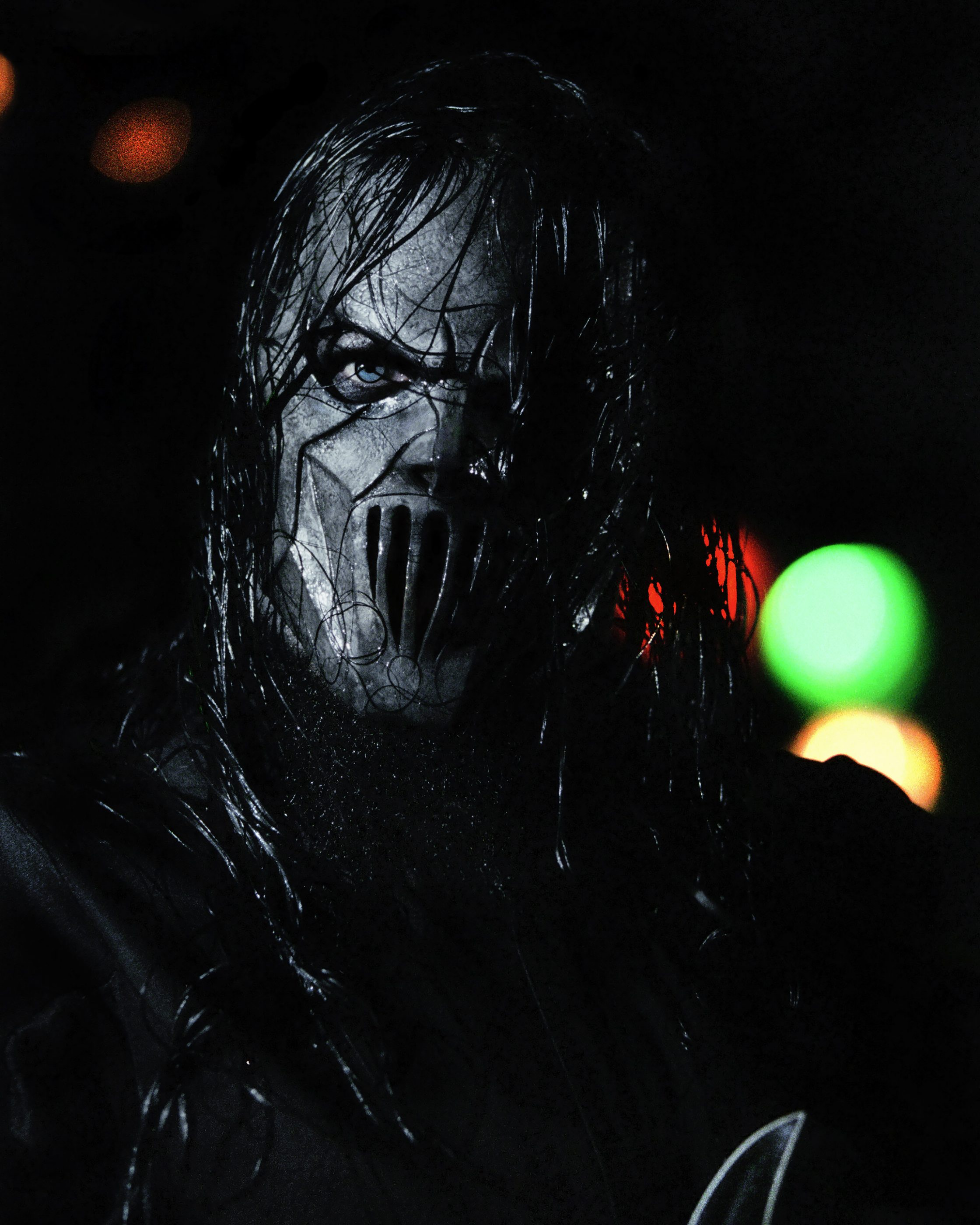 Mick Thomson Slipknot Houston 2004
